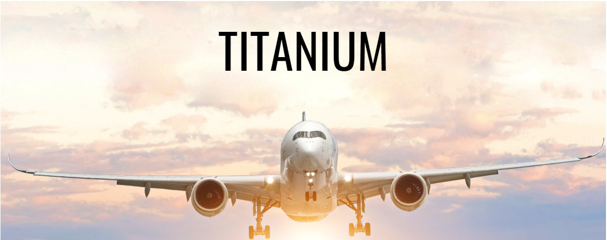World Leaders in Titanium technologies for the Aerospace industry