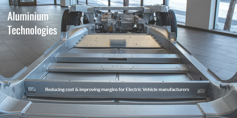 Aluminium extrusion technologies can reduce costs and improve margins for electric vehicle manufacturers