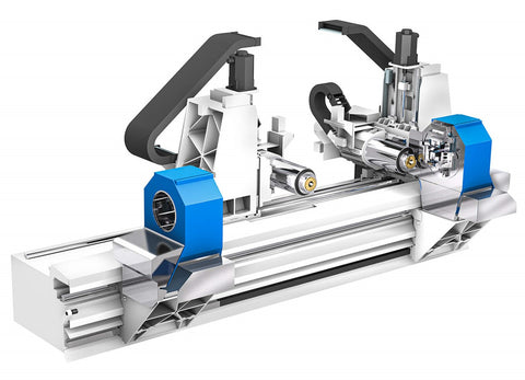 HHV DUO AND 2-AXIS SAW OPTION