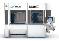 Horizontal High Velocity machining centre from Modig is the first choice for top performing machine shops.