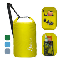 Load image into Gallery viewer, 15L Floating Waterproof Dry Bag, Yellow