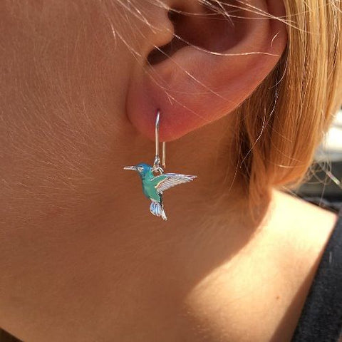 Beautiful-hummingbird-earrings-cotswold-jewellery