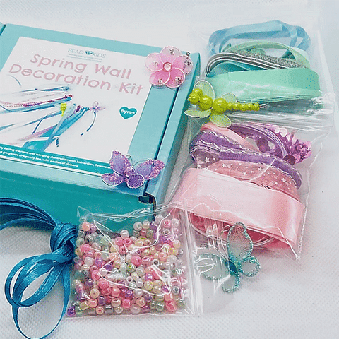 Spring Hanging Craft Kit - Cotswold Jewellery