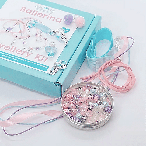 Ballerina Jewellery Making Kit - Cotswold Jewellery