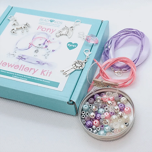 Pony Jewellery Making Kit