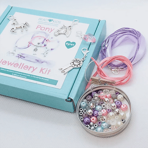 Pony Jewellery Making Kit - Cotswold Jewellery