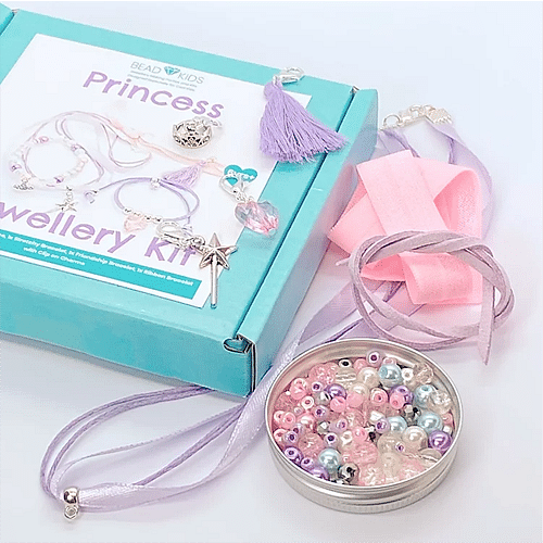 Princess Jewellery Making Kit - Cotswold Jewellery