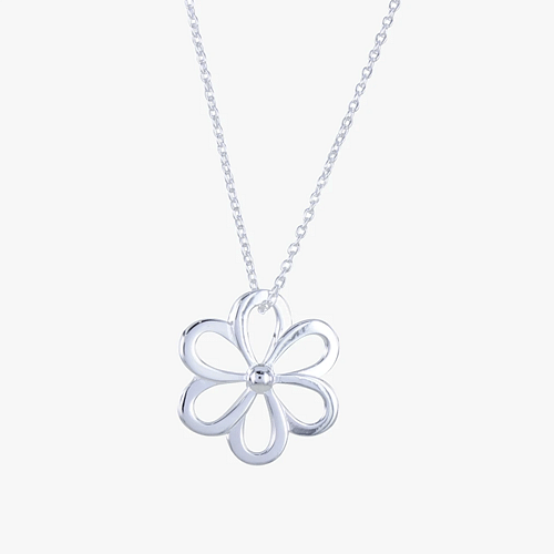 Stylish Daisy Necklace