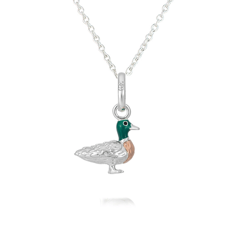 Pretty Duck Pendant