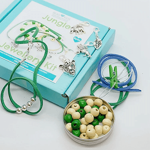Jungle Jewellery Making Kit - Cotswold Jewellery