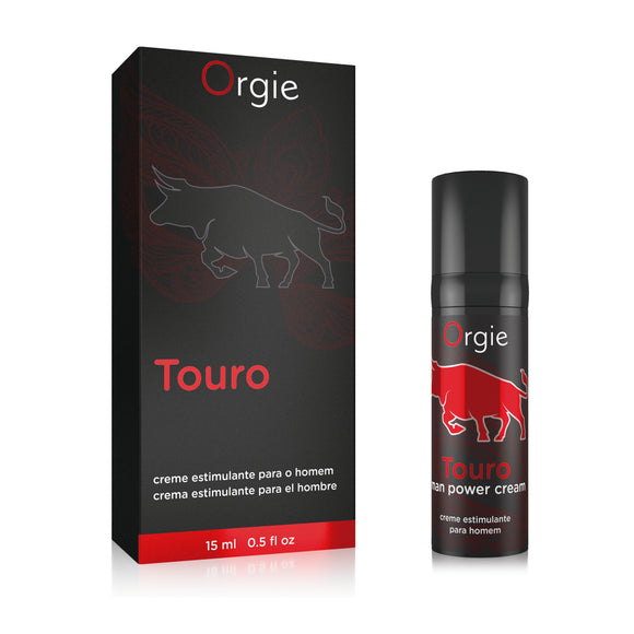 Orgie Touro Erection Cream