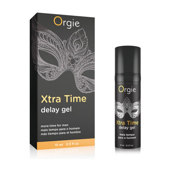 Orgie Xtra Time Delay Gel