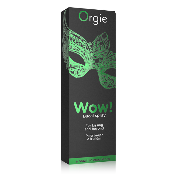 Orgie Wow! Bucal Spray for Oral Sex