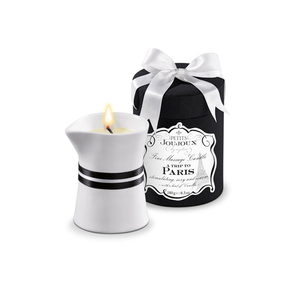 Petits Joujoux Massage Candle Large - A Trip To Paris
