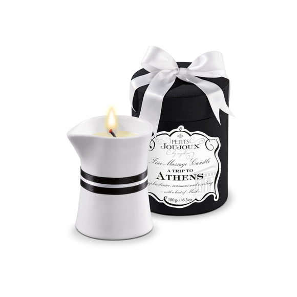 Petits Joujoux Massage Candle Large - A Trip To Athens