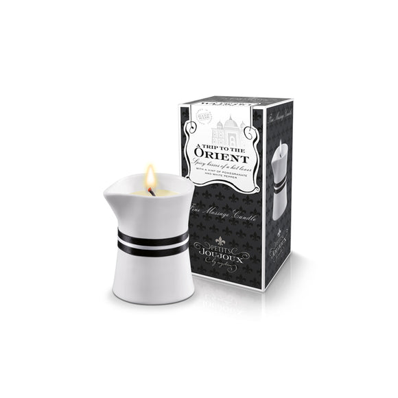 Petits Joujoux Massage Candle Small - A Trip To The Orient