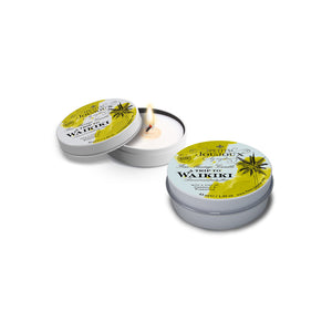 Petits Joujoux Massage Candle Tin - A Trip To Waikiki