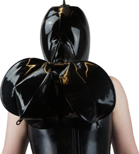 Rebreather Extreme Heavy Rubber Inflatable Hood