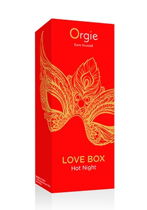 Orgie Love Box Hot Night Set