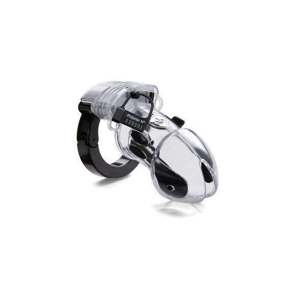 Mystim Pubic Enemy No 1 Electro Chastity Cage