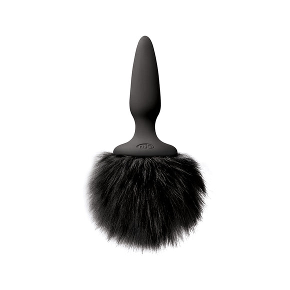 Bunny Tail - Black Fur