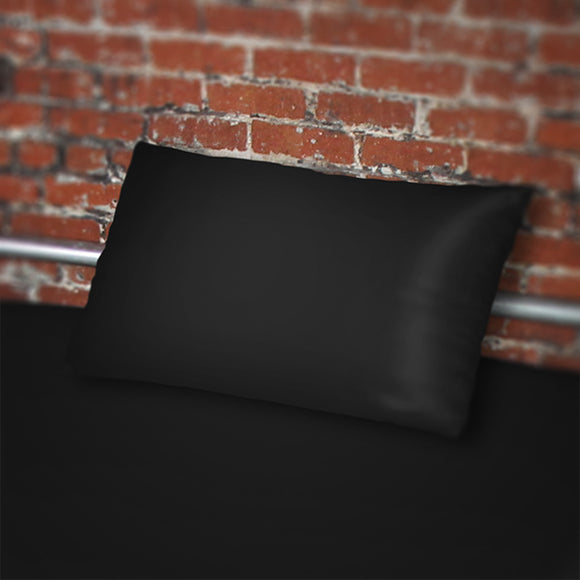 Fluidproof Pillow Case Black