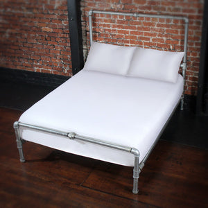 Fluidproof Fitted Bed Sheet White
