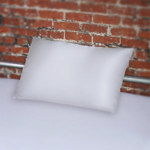 Fluidproof Pillow Case White