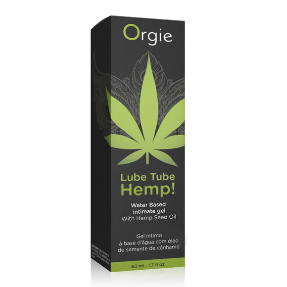 Orgie Hemp! Lube Tube