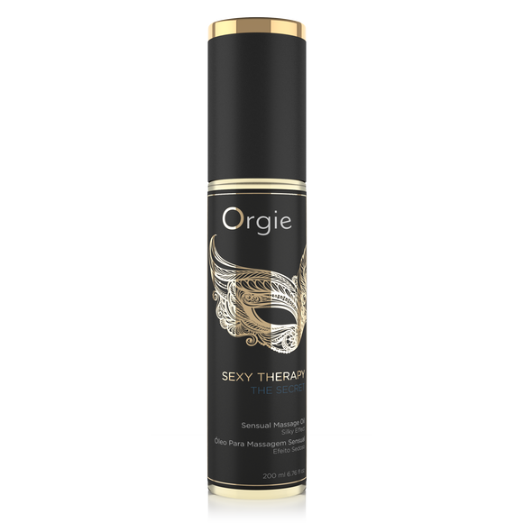 Orgie Sexy Therapy Secret Massage Oil