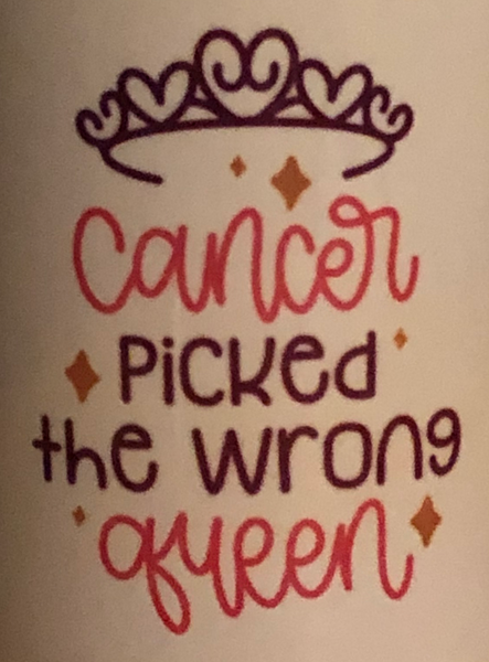 Wrong Queen Cancer - 11oz White Mug