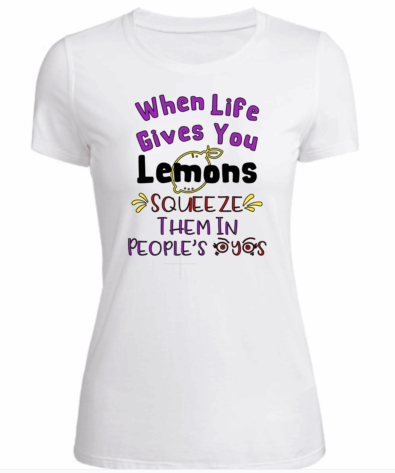 Life Gives You Lemons - Adult Unisex T-Shirt