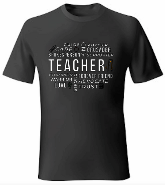 Teacher - Adult Unisex T-Shirt