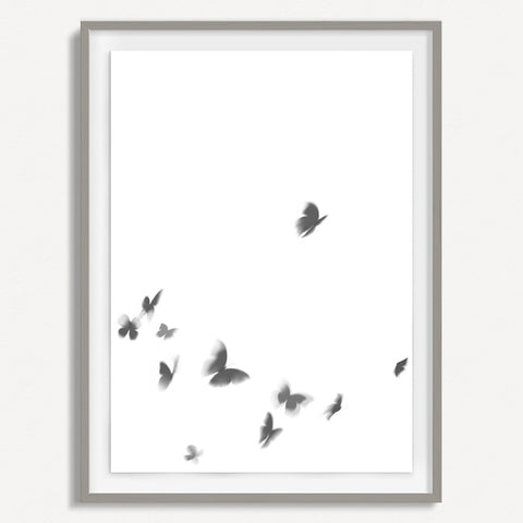 Smokey Butterfly 2 - Small
