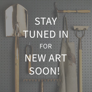 KEEP CALM FOR NEW ART SOON