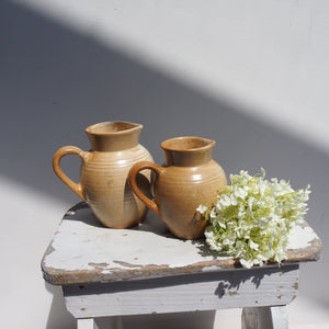 French Stoneware Jug - Small