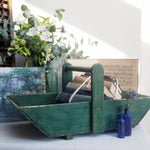 Load image into Gallery viewer, Rustic Painted Trug