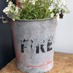 Load image into Gallery viewer, Vintage Fire Bucket