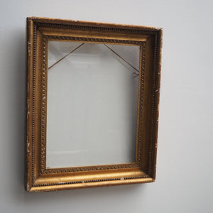 Decorative French Gesso Frame