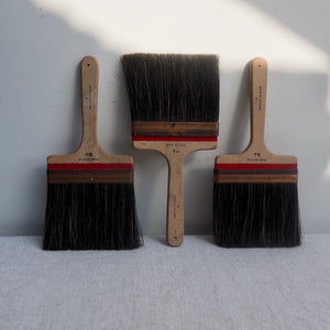 New/Old British made paintbrush