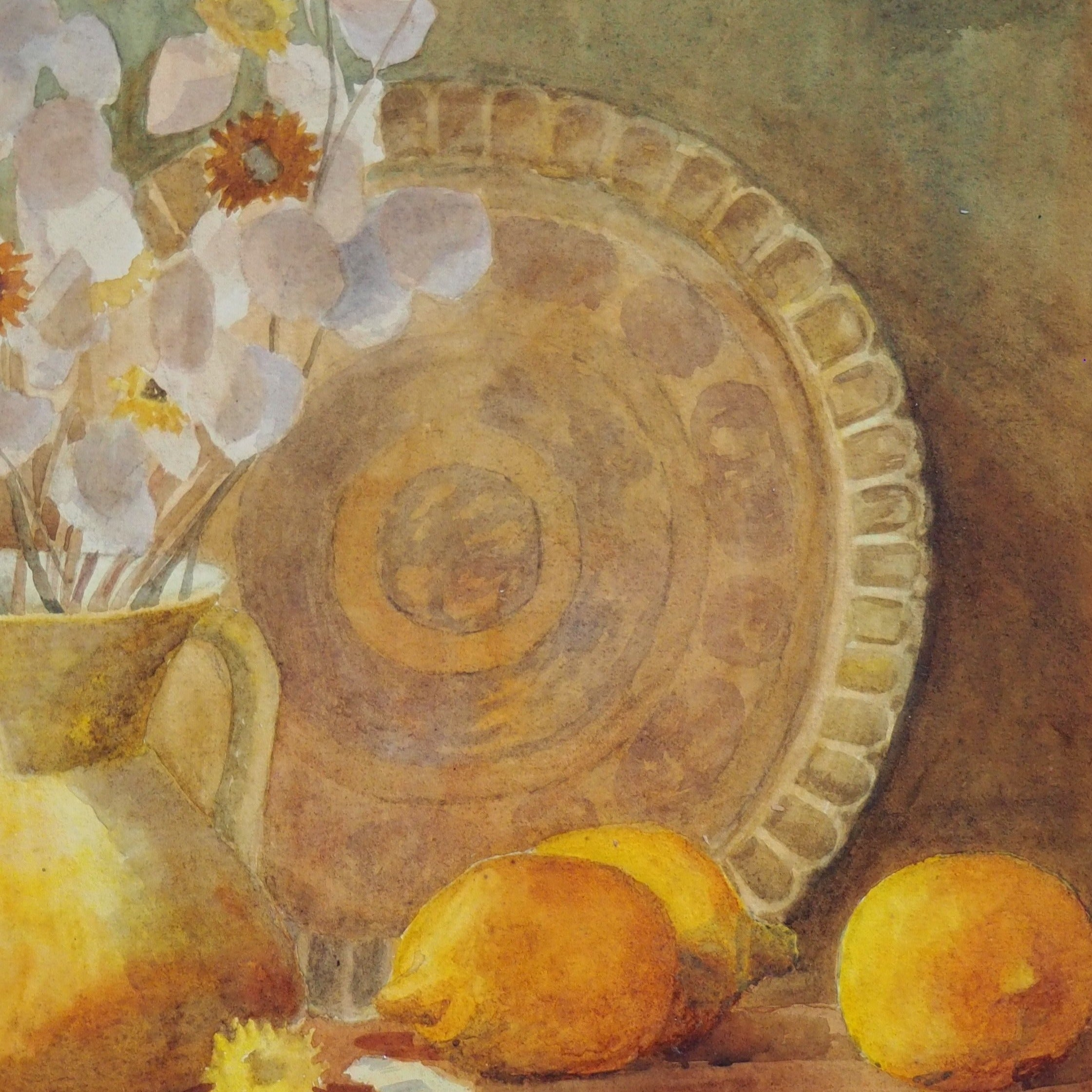 Large Still Life Painting