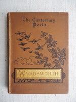 "Load image into Gallery viewer, Trio of Vintage Books ""The Canterbury Poets"""