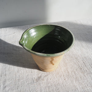 Small Green Bowl