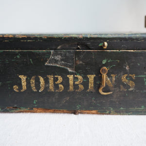 "Large Rustic ""Jobbins"" Box"