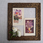 Load image into Gallery viewer, Canterbury Bells Vintage Book Plate