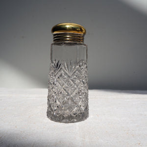 Cut Glass Shaker no. 2