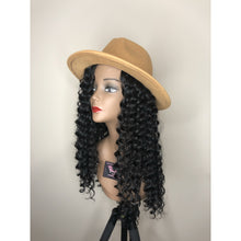 Load image into Gallery viewer, Fedora Wig-Wavy