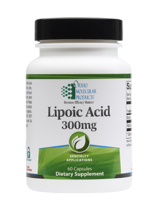 Lipoic Acid 300 mg