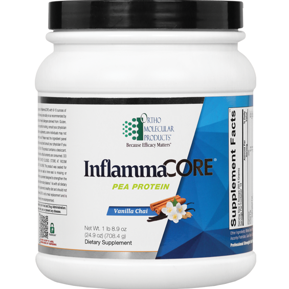 InflammaCORE® Vanilla Chai with Pea Protein