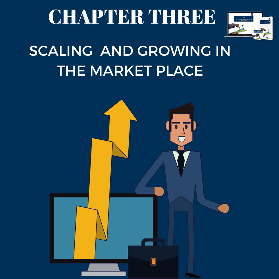 "CHAPTER 3 ""SCALING & GROWING IN THE MARKETPLACE"""